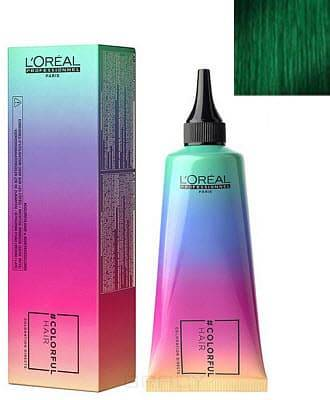 L'Oreal Professionnel, Макияж для волос Colorful Hair, 90 мл (12 оттенков) Ледяная мята