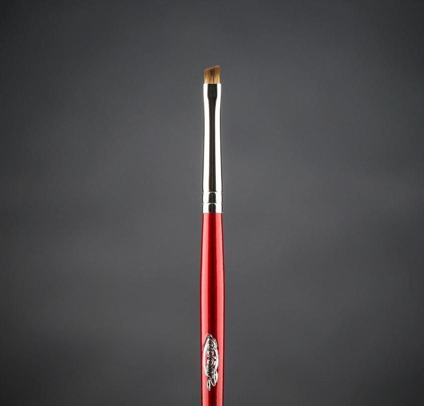 Кисть скошенная для контура и нанесения теней, соболь, d 3, s39s недорого