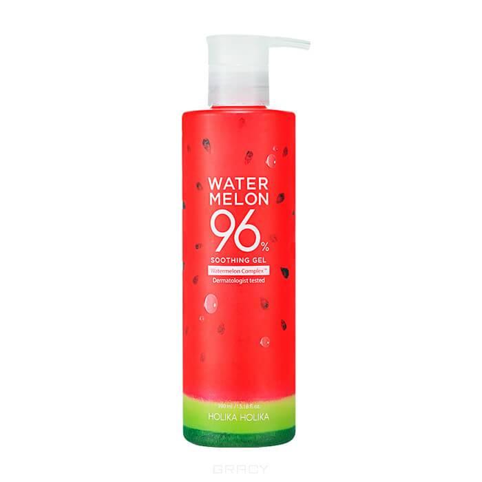 Купить Holika Holika, Гель для лица и тела с экстрактом арбуза Water Melon 96% Soothing Gel, 390 мл