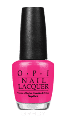 OPI, Лак для ногтей Nail Lacquer, 15 мл (287 цветов) Kiss Me On My Tulips / Classics opi лак для ногтей nail lacquer 15 мл 275 цветов gimme a lido kiss classics