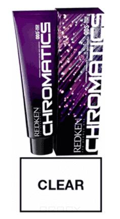 Redken, Краска для волос без аммиака Chromatics, 60 мл (60 оттенков) Прозрачный ClearОкрашивание волос и обесцвечивание Редкен<br><br>