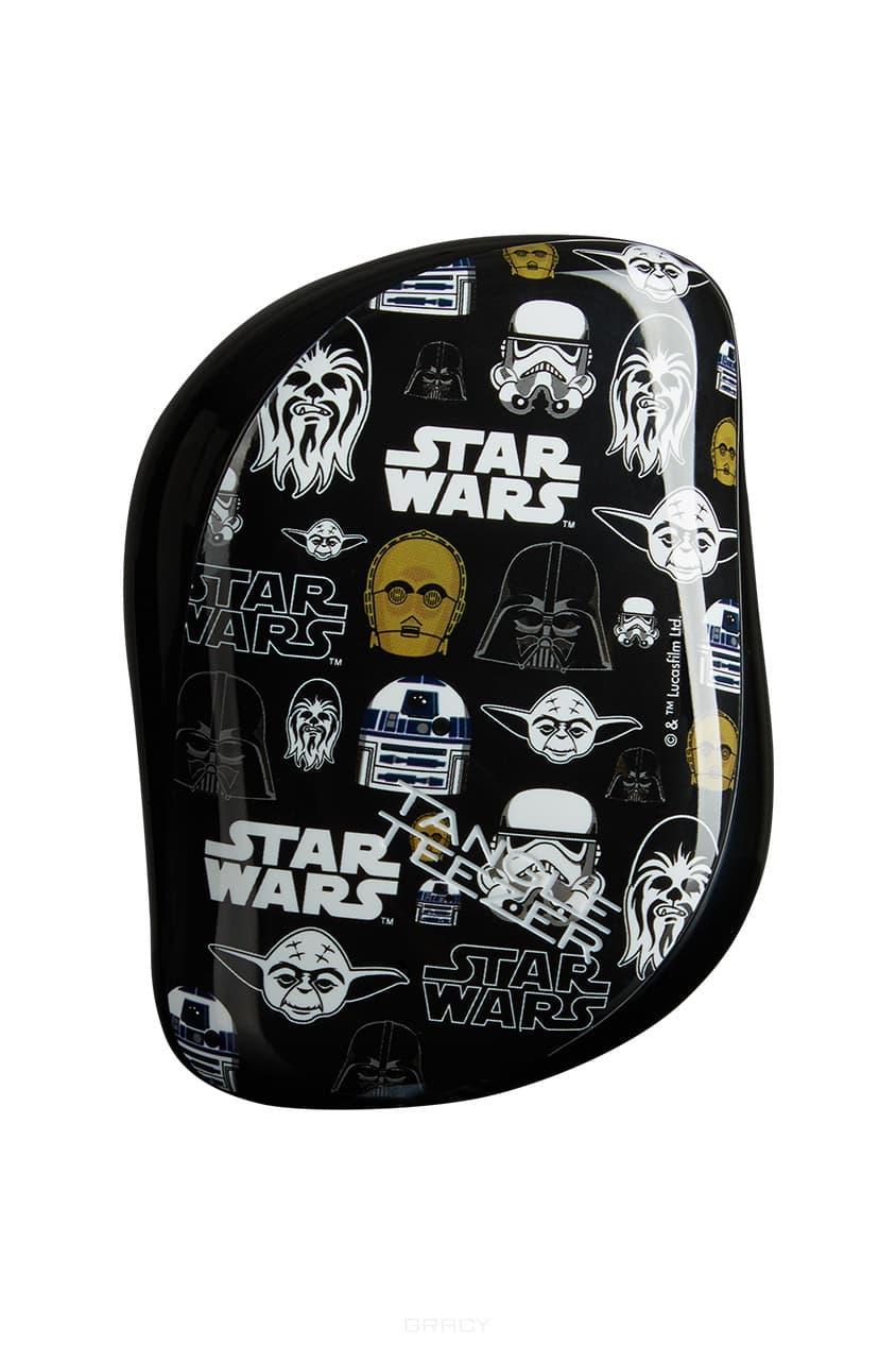 Tangle Teezer, Расческа для волос Compact Styler Star Wars Multiprint недорого