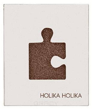 Купить Holika Holika, Piece Matching Shadow Glitter Eyes Тени для глаз блестящие, 2 г (13 оттенков) Холика Холика Коричневые GBR01 Choco Crunch