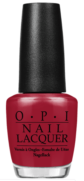 OPI, Лак для ногтей Nail Lacquer, 15 мл (293 цвета) Got The Blues For Red / Classics