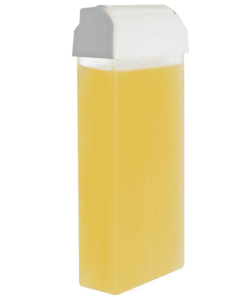 Planet Nails, Воск в картридже желтый, 100 мл Планет Нейлс yoko воск для депиляции в картридже мед 100 мл