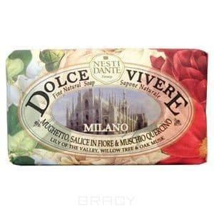 Nesti Dante, Мыло Милан, 250 грЛиния Dolce Vivere - сладкая жизнь<br><br>