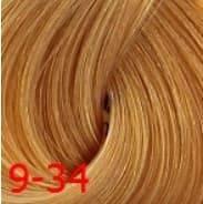 Estel, Краска для волос Princess Essex Color Cream, 60 мл (135 оттенков) 9/34 Блондин золотисто-медный /мускат estel estel princess essex краска для волос 10 34 светлый блондин золотисто медный шампань 60 мл