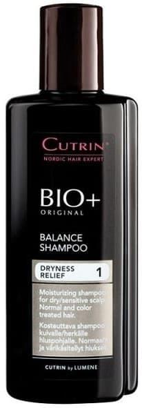 Cutrin, Баланс-шампунь Dryness Relief Balance Shampoo, 200 мл cutrin баланс шампунь bio balance shampoo 200 мл