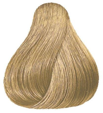 Wella, Стойкая крем-краска для волос Koleston Perfect, 60 мл (145 оттенков) 8/38 золотая умбра