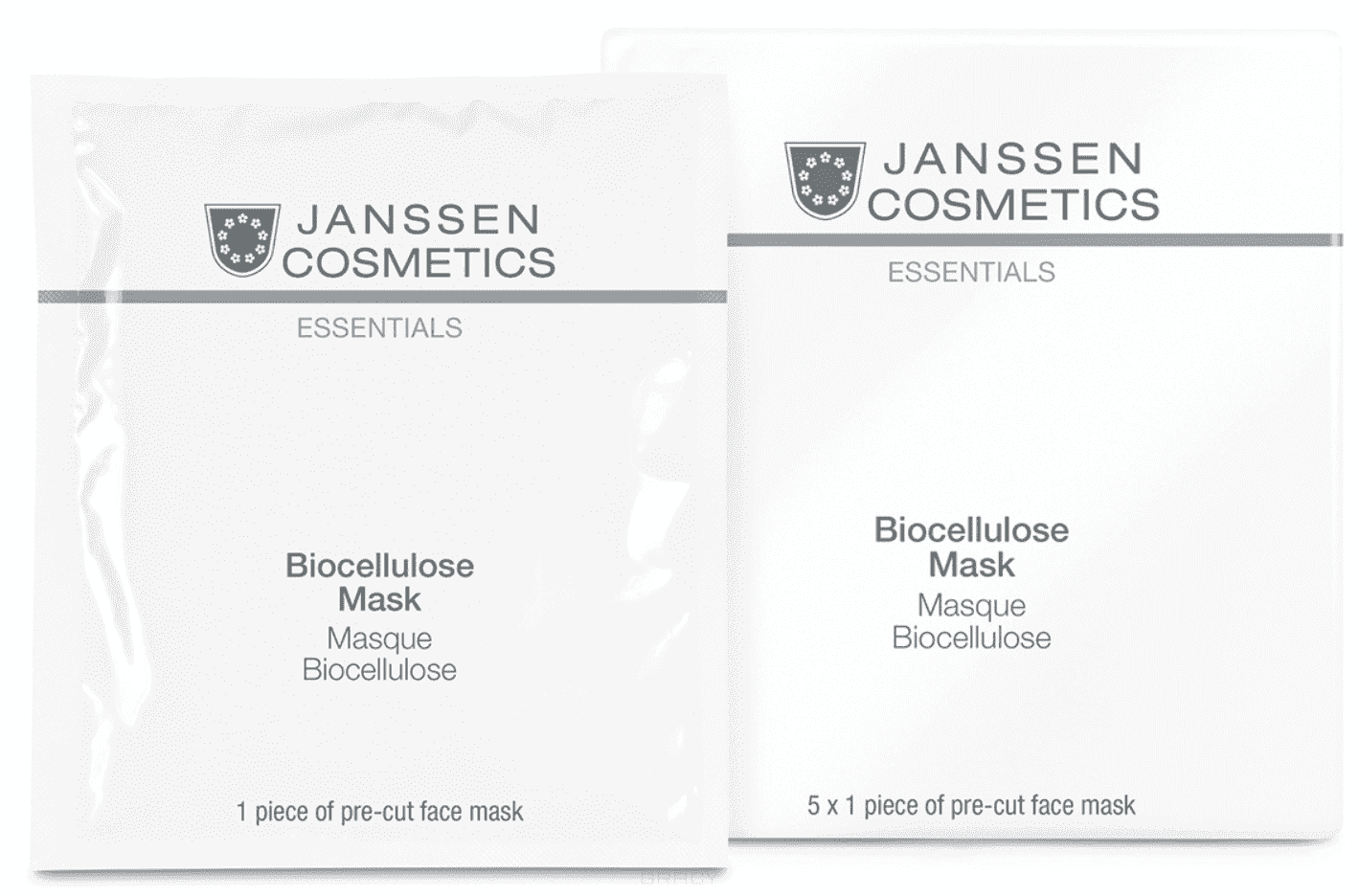 Janssen, Интенсивно-увлажняющая лифтинг маска Biocellulose Mask, 1 шт маска janssen cosmetics collagen pure mask 1 шт