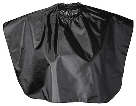 Пелерина черная, 73х64 см, h10805-15 concept пелерина водонепроницаемая 135x155 черная