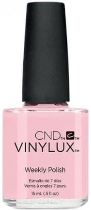 CND (Creative Nail Design), Винилюкс Профессиональный недельный лак VINYLUX™ Weekly Polish (54 оттенка) 15 мл # 203 (Winter Glow) cnd vinylux цвет 153 tinted love