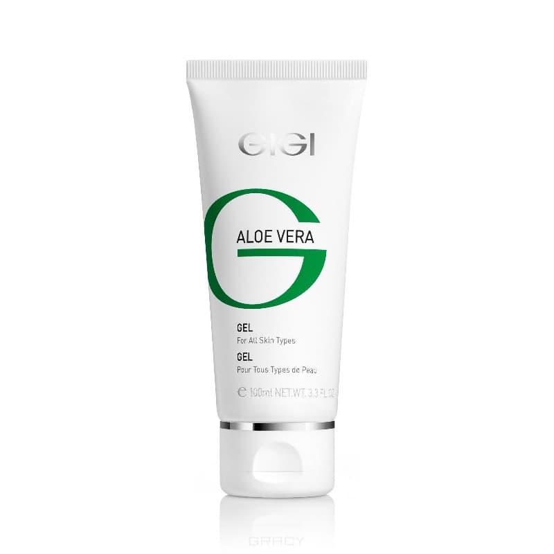 GiGi, Гель успокаиващий противовоспалительный Aloe Vera Gel, 100 млКремы, гели, сыворотки<br><br>
