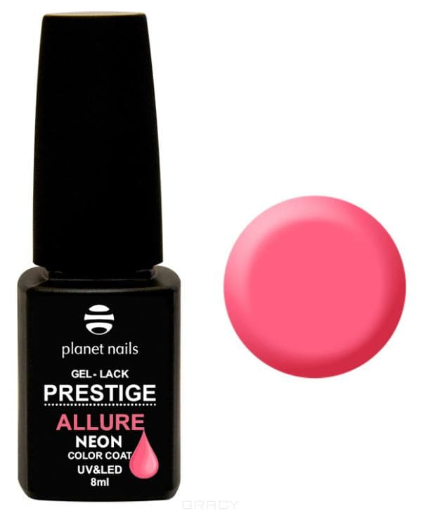 Купить Planet Nails, Гель-лак PRESTIGE ALLURE Neon Collection, 8 мл Neon Collection - 688