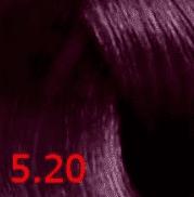 Купить Revlon, Перманентный краситель без аммиака Revlonissimo Color Sublime, 75 мл (51 оттенок) 5.20 светло-коричневый интенсивно-фиолетовый