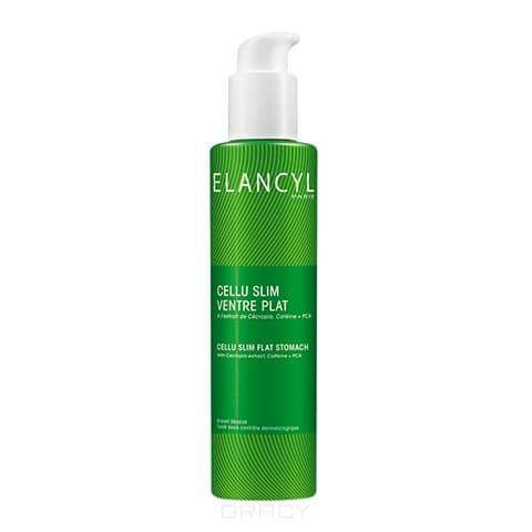 Elancyl, Концентрат для живота и талии Cellu Slim Ventre Plat, 150 мл elancyl масло 2 в 1 против целлюлита и растяжек 150 мл