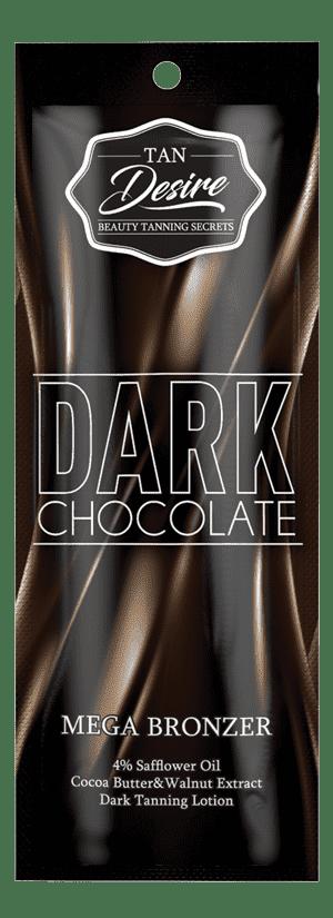 Tan Desire, Лосьон для загара с бронзатором Dark Chocolate, 15 мл