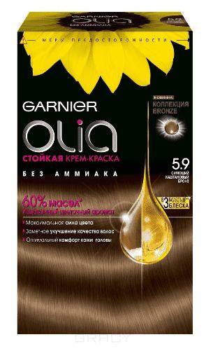 Garnier, Краска для волос Olia, 160 мл (24 оттенка) 5.9 БронзОкрашивание<br><br>
