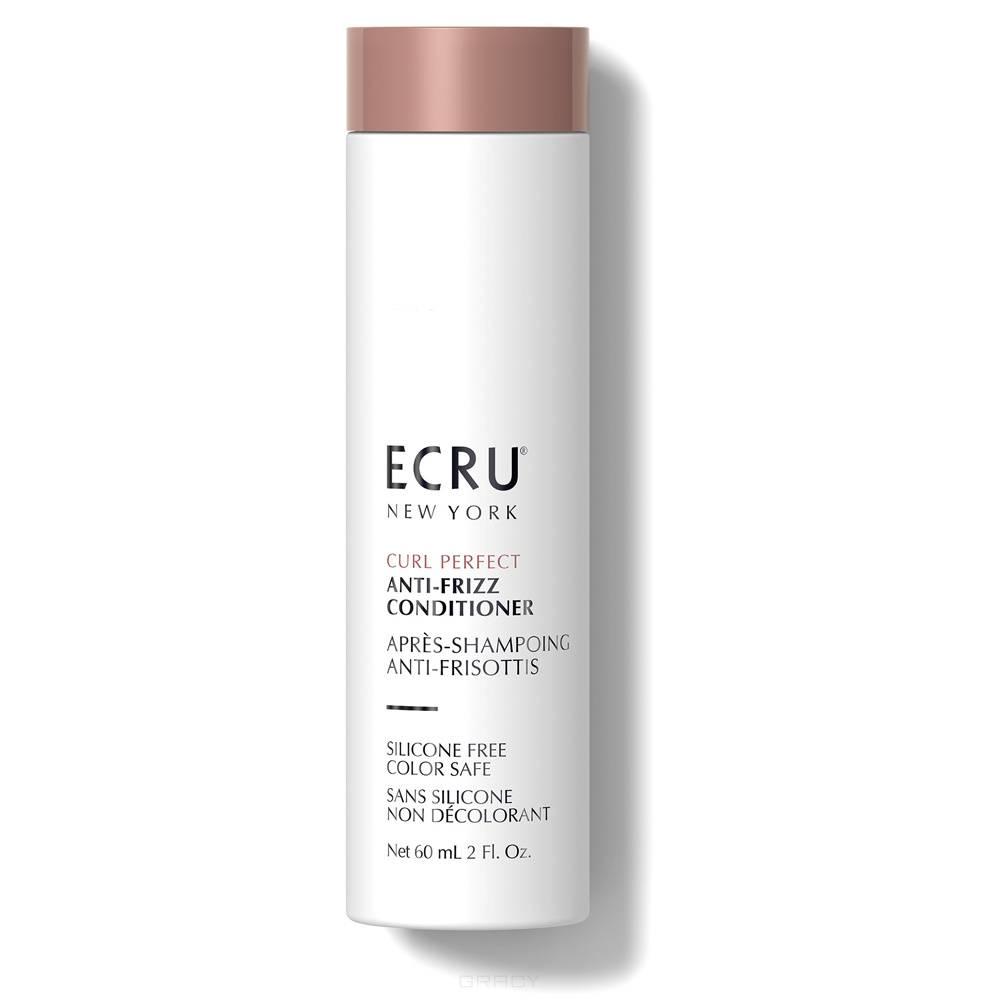 Купить Ecru, Кондиционер для разглаживания сухих, пористых и волнистых волос Anti-Frizz Conditioner, 60 мл