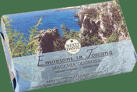 Nesti Dante, Мыло Прикосновение Средиземноморья, 250 грEmozioni in Toscana - волнующая Тоскана<br><br>