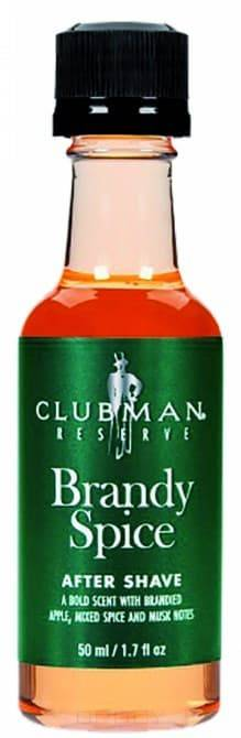 Купить Clubman, Лосьон после бритья After Shave Brandy Spice, 177 мл