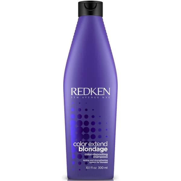 Redken, Шампунь для холодных оттенков блонд Color Extend Blondage Shampoo, 300 мл redken кондиционер для тонирования и укрепления оттенков блонд blondage 1000 мл