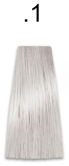 Купить Kaaral, Стойкая безаммиачная крем-краска с гидролизатами шелка Baco Soft Ammonia Free, 60 мл (42 оттенка) .1 пепельный