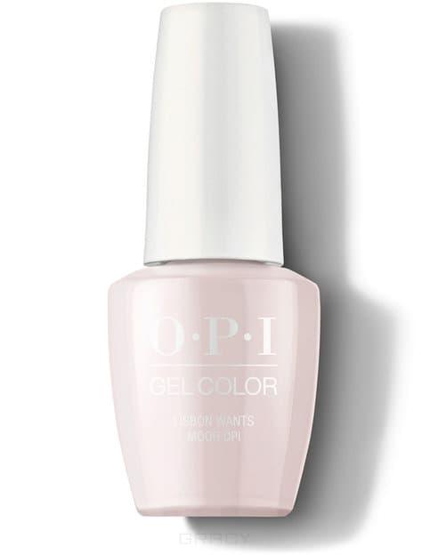 OPI, Гель-лак GelColor, 15 мл (199 цветов) Lisbon Wants Moor OPI / Lisbon opi гель лак gelcolor 15 мл 95 цветов opi by popular vote