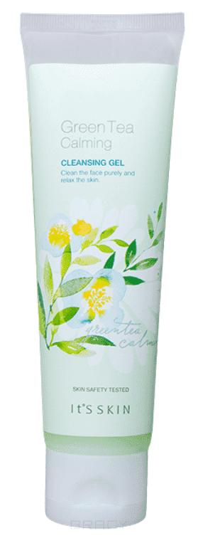 Успокаивающий очищающий гель Грин Ти Green Tea Calming Cleansing Gel, 150 мл эдэм грин adam green sixes
