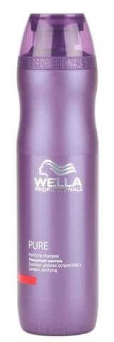 Wella, Очищающий шампунь, 250 млBalance Line - линия для чувствительной кожи головы<br><br>