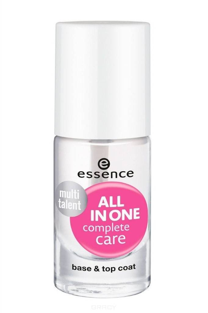 Купить Essence, Базовое и верхнее покрытие All In One Complete Care, 8 мл