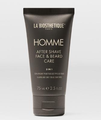 Купить La Biosthetique, Ревитализирующая эмульсия после бритья для ухода за кожей лица и бородой Homme After Shave, Face & Beard Care, 75 мл