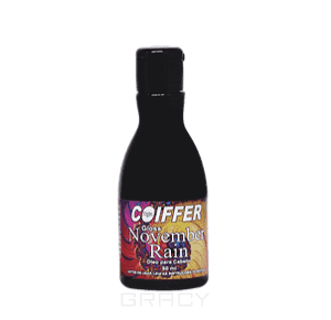 Coiffer, Масло для разглаживания волос November Rain Шаг 3, 80 млЩетки для волос<br><br>