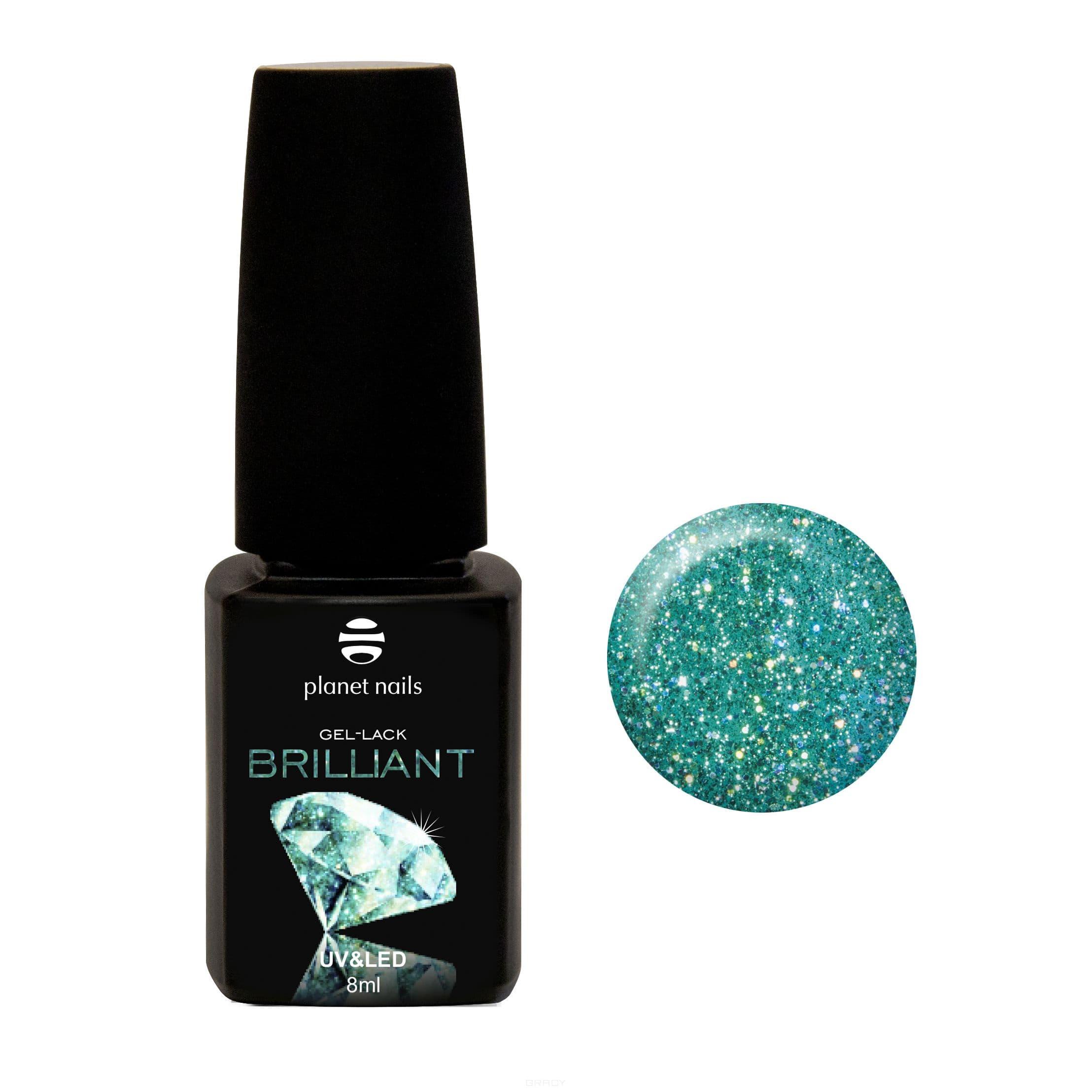 Купить Planet Nails, Гель-лак Brilliant Планет Нейлс, 8 мл (18 оттенков) 710