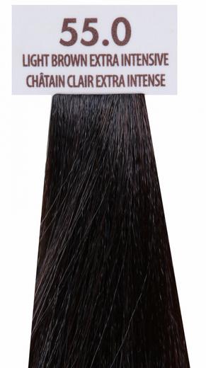 Купить Macadamia Natural Oil, Краска для волос Oil Cream Color, 100 мл (97 тонов) 55.0 Светлый экстра-яркий каштановый