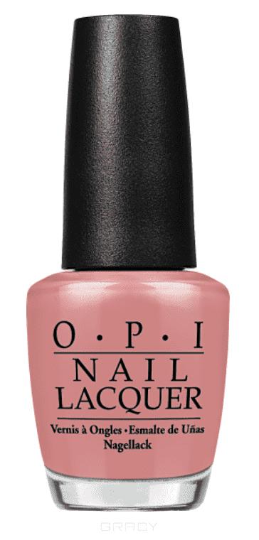 OPI, Лак для ногтей Classic, 15 мл (156 цветов) Barefoot In Barcelona opi лак для ногтей nail lacquer nutcracker 2018 15 мл 15 цветов toying with trouble