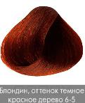 Nirvel, Краска дл волос ArtX (95 оттенков), 60 мл 6-5  Красное дерево темный блондинNirvel Color - средства дл окрашивани и тонировани волос<br>Краска дл волос Нирвель   неповторимый оттенок дл Ваших волос<br> <br>Бренд Нирвель известен во всем мире целым комплексом средств, созданных дл применени в профессиональных салонах красоты и проведени ффективных процедур по уходу за волосами. Краска ...<br>