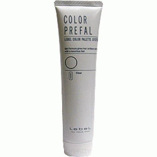 Гель для биоламинирования Color Prefal Gel Clear, 150 мл (8 цветов)COLOR PREFAL GEL- ГЕЛЕВЫЕ красители для БИО- ЛАМИНИРОВАНИЯ компании Lebel Cosmetics , придающие волосам яркость, сияние, не повреждая структуру волос. Мягко обволакивают и сохраняют естественное состояние волос. &#13;<br>    &#13;<br>   &#13;<br>    &#13;<br>   Красота и естественность- Color Prefal придаёт волосам естественное сияние и жизненную силу. Краска хорошо прокрашивает волосы, не повреждая их. Вы можете наслаждаться живым и ярким сиянием волос и лёгким процессом окраски, остаётся только выбрать цвет и нанести на волосы. &#13;<br>    &#13;<br>   &#13;<br>    &#13;<br>   Основные свойства гелевого красителя Color Prefal Gel 150 гр: &#13;<br>    &#13;<br>   &#13;<br>    &#13;<br>   - Полустойкий гелевый краситель. &#13;<br>    &#13;<br>   &#13;<br>    &#13;<br>   - Не осветляет. &#13;<br>    &#13;<br>   &#13;<br>    &#13;<br>   - Имеет ионную проникающую формулу, которая усиливает проникающую способность окрашивающих частиц, обволакивает волос и сохраняет естественную кислую среду. В результате этого окрашивание не повреждает волосы. &#13;<br>    &#13;<br>   &#13;<br>    &#13;<br>   - Имеет в своем составе коллаген РРТ, который обволакива...<br>