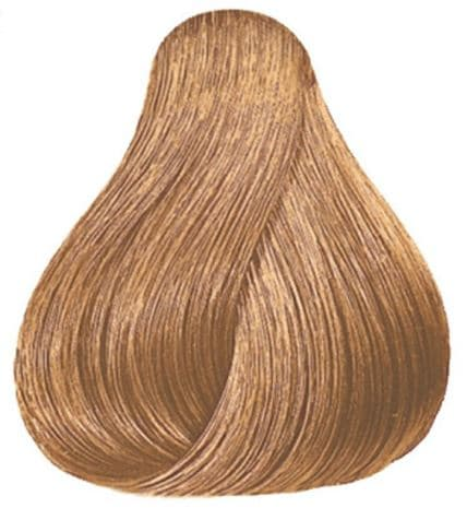 все цены на Wella, Стойкая крем-краска для волос Koleston Perfect, 60 мл (145 оттенков) 8/3 крем-карамель онлайн