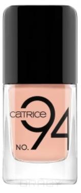 Купить Catrice, Лак для ногтей ICONails Gel Lacquer (57 оттенков) 94 A Polish A Day Keeps Worries Away