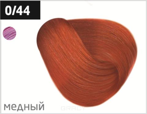 Купить OLLIN Professional, Перманентная стойкая крем-краска с комплексом Vibra Riche Ollin Performance (120 оттенков) 0/44 медный