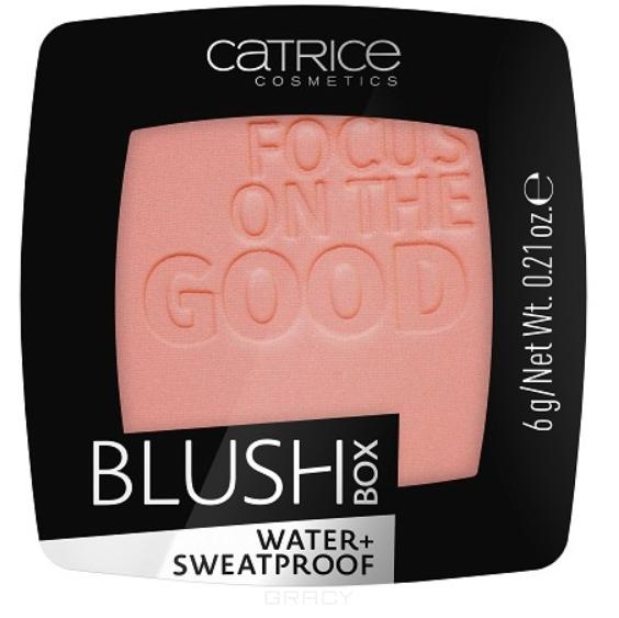 Купить Catrice, Румяна Blush Box (7 оттенков) 025 Nude Peach