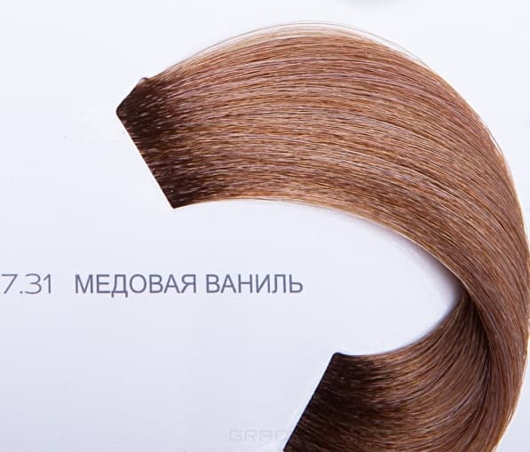 LOreal Professionnel, Краска для волос Dia Richesse, 50 мл (48 оттенков) 7.31 медовая ванильОкрашивание: Majirel, Luo Color, Cool Cover, Dia Light, Dia Richesse, INOA и др.<br><br>