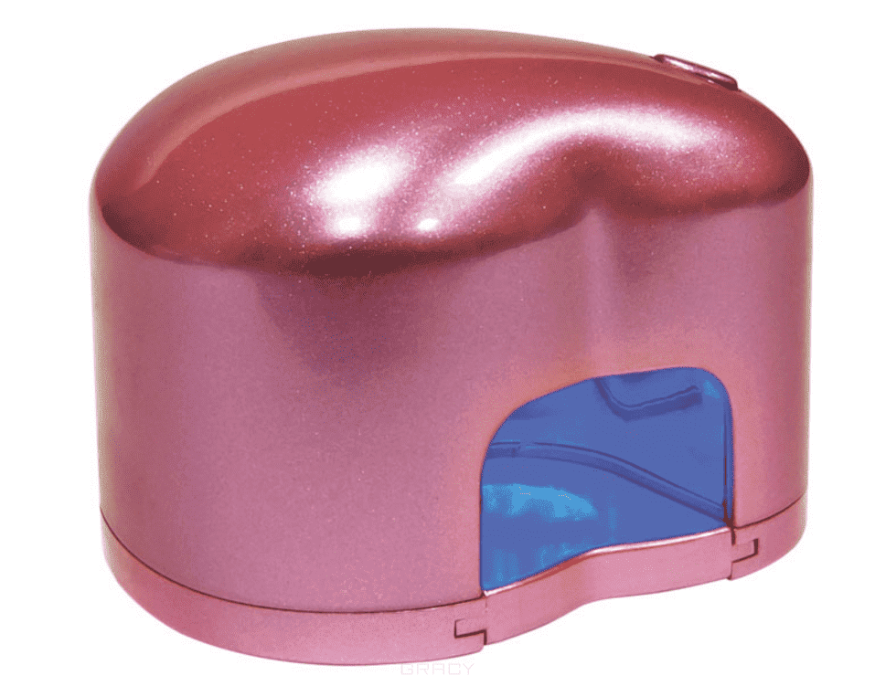 Купить Planet Nails, Small Heart LED лампа для маникюра в виде сердца Планет Нейлс