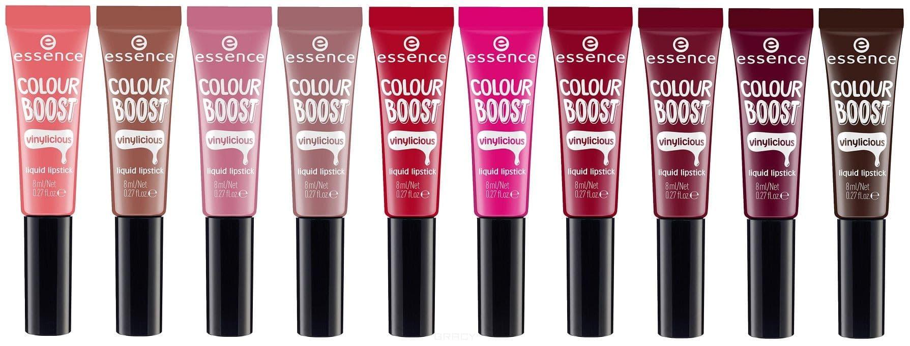 все цены на Жидкая губная помада Colour Boost Vinylicious Liquid Lipstick, 8 мл (6 тонов) онлайн