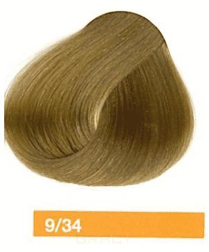 Lakme, Перманентная крем-краска Collage, 60 мл (99 оттенков) 9/34 Светлый блондин золотисто-медный медный лист ds 0 1 150 x 500 99 9
