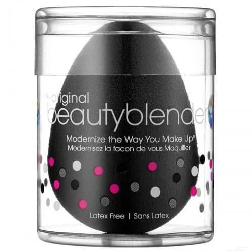 BeautyBlender, Спонж для макияжа Pro, черныйЩетки для волос<br><br>