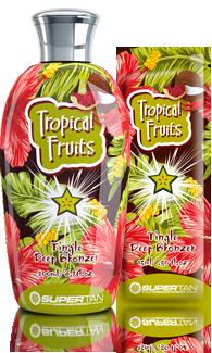 Разогревающий бронзатор с тингл-эффектом Tropical Fruits<br>