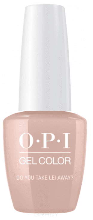 OPI, Гель-лак GelColor, 15 мл (95 цветов) Do You Take Lei Away opi гель лак gelcolor 15 мл 95 цветов do you have this color in stock holm