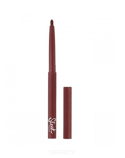 Sleek MakeUp, Карандаш для губ автоматический, 2 г (8 оттенков) Карандаш для губ автоматический, 2 г sleek makeup карандаш для губ автоматический 2 г 8 оттенков карандаш для губ автоматический 2 г spiced orange 2 г тон кирпичный